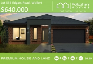 Lot 536 Edgars Road