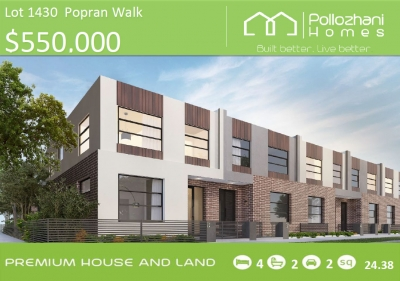 Lot 1430  Popran Walk