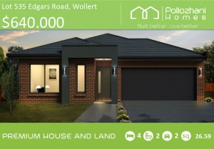 Lot 535 Edgars Road